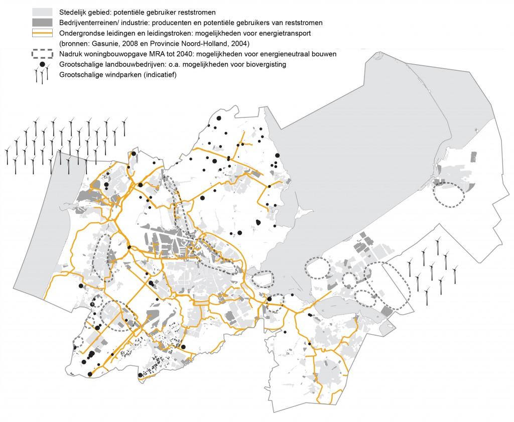 Energieproductie MRA BOOM Landscape